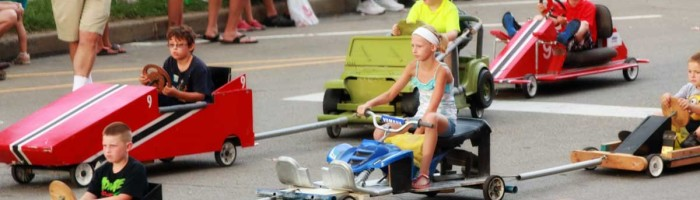 2014 Knox, Pennsylvania Horse Thief Days horsetheif-days-knox-pennsylvania-parade-go-carts
