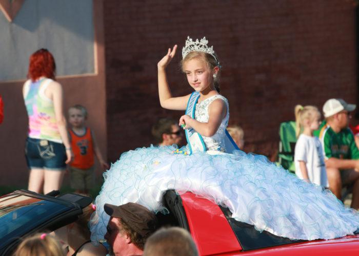 2015 Knox, Pennsylvania Horsethief Days Firemen's Parade62