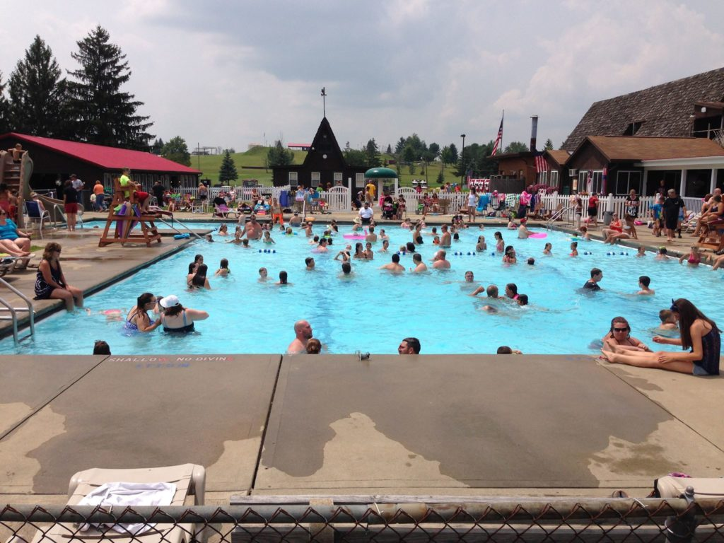 Clarion County Imagination Library S Pool Party At Wolf S