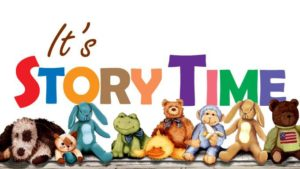 Storytime at the Knox Public Library