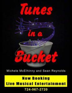 Tunes in a Bucket