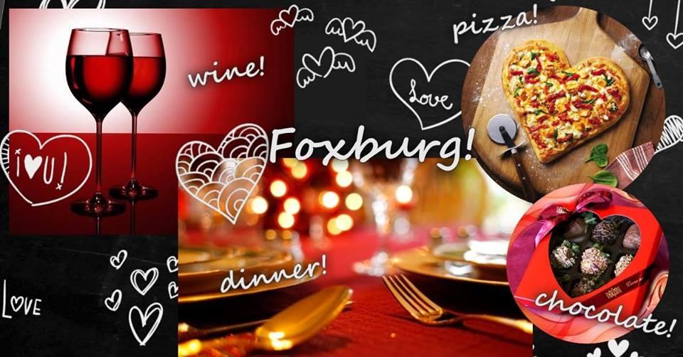 Foxburg Valentines Events